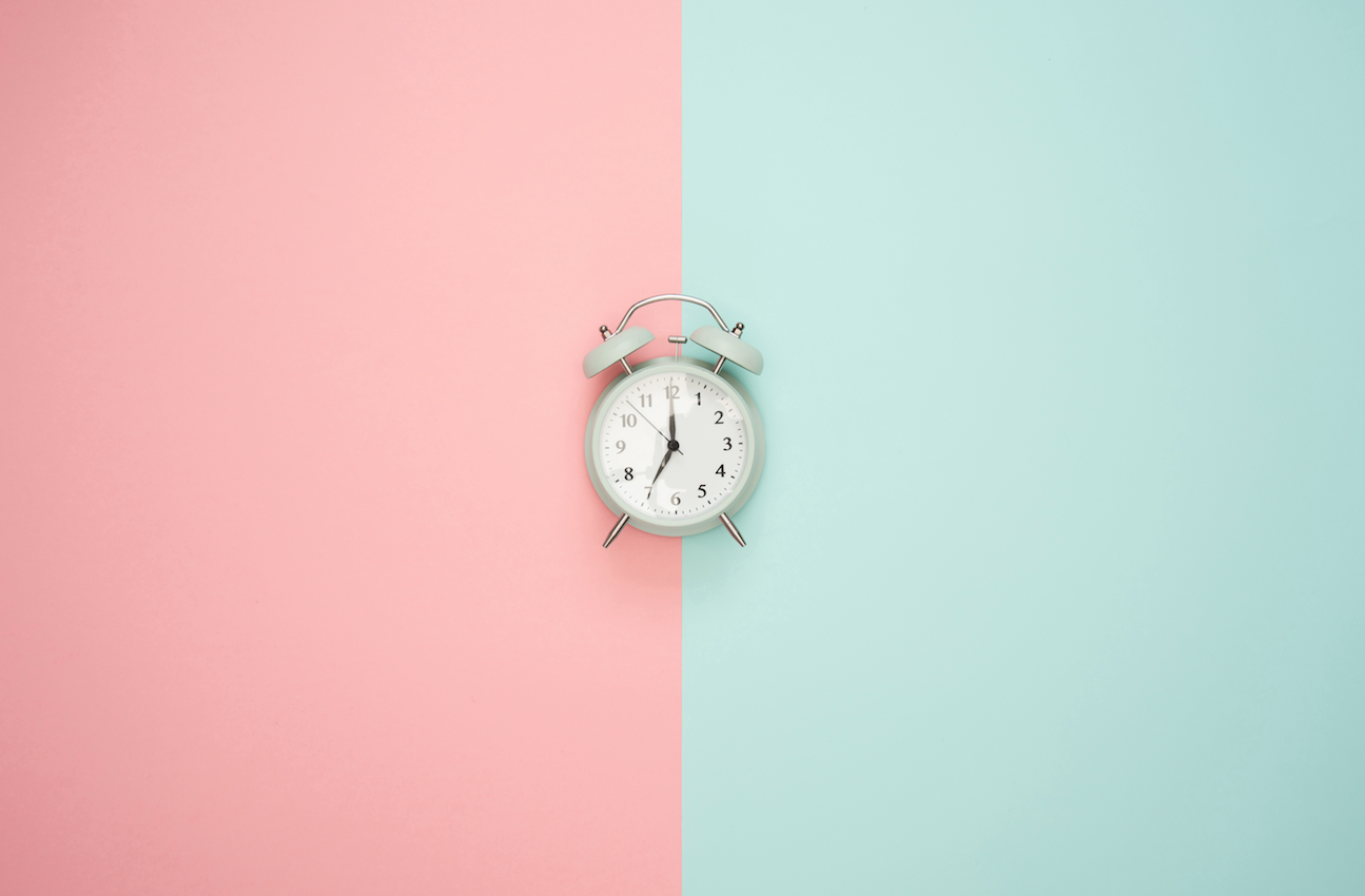 Baby Awake Time Chart