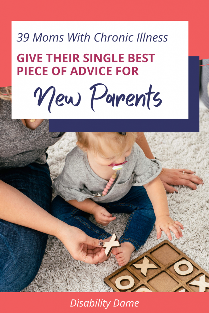 Advice that every new parent needs to know