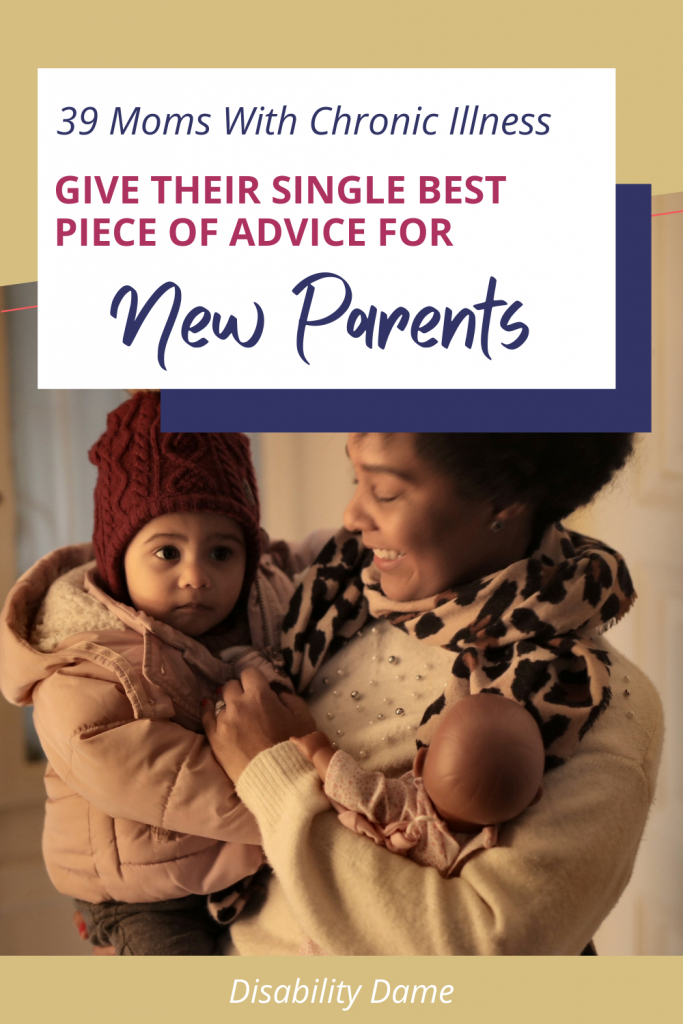 Best Advice for New Parents