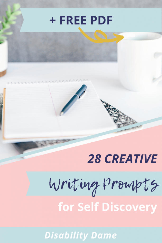 Journaling Prompts for Self Discovery