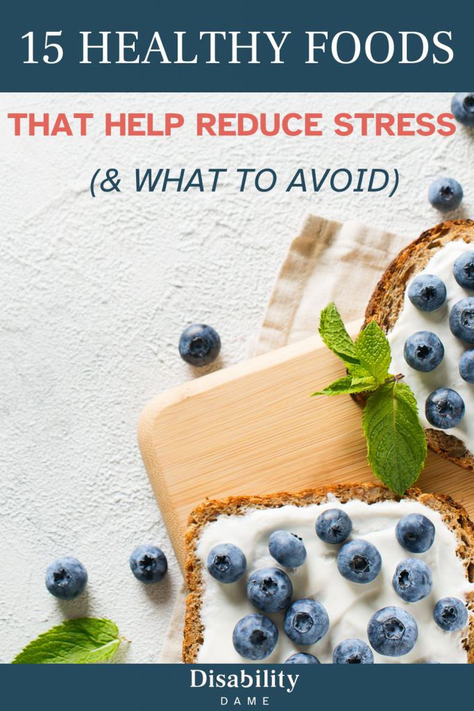 15 HEALTHY FOODS THAT HELP REDUCE STRESS