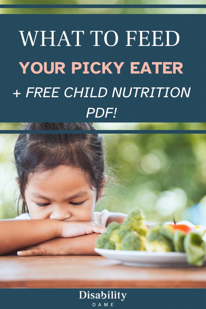 FREE CHILD NUTRITION PDF