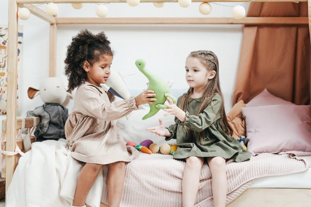 Montessori-style parenting