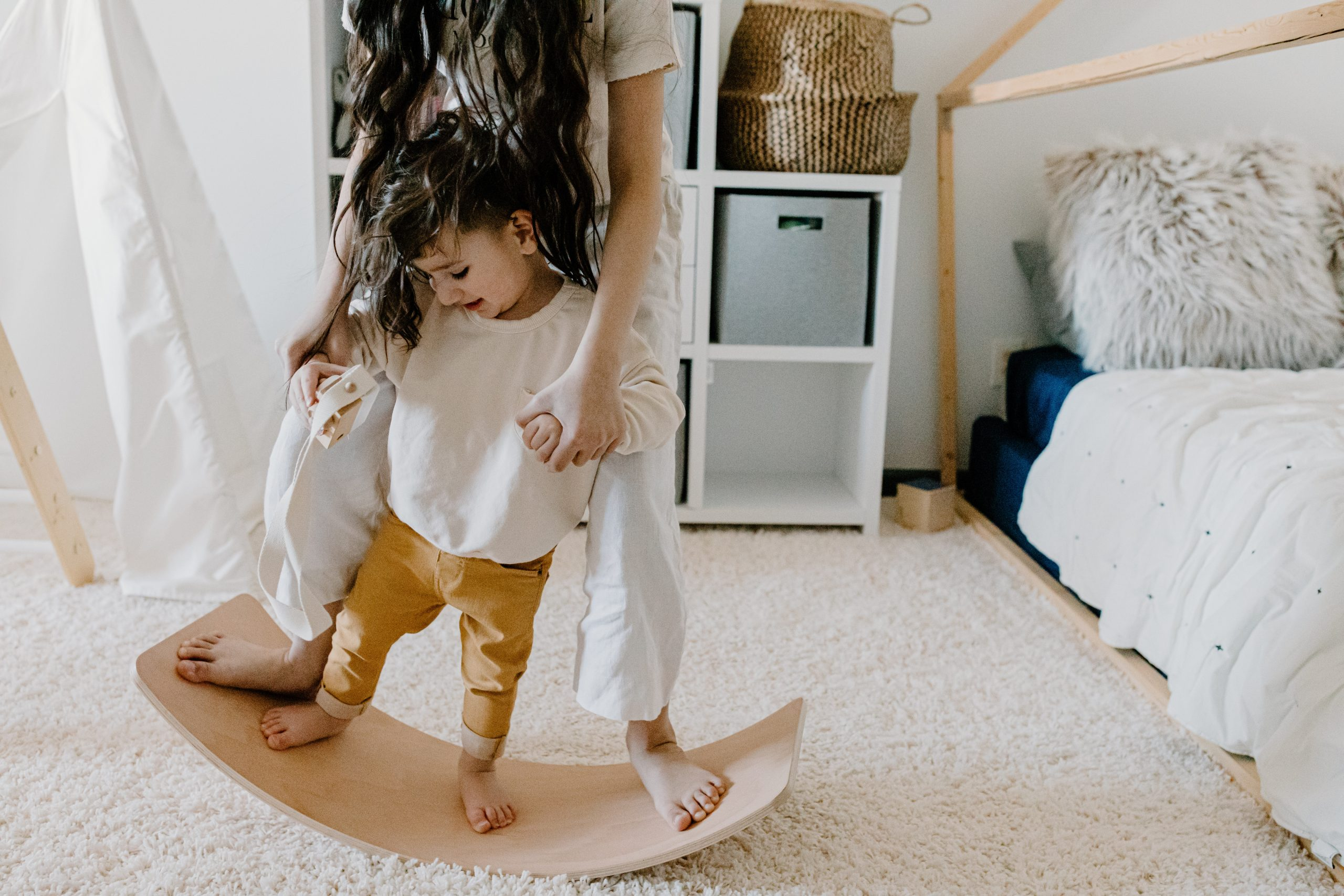MONTESSORI ACTIVITIES FOR 18-MONTH-OLDS